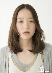 富岡英里子プロフィール写真