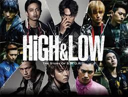 ドラマ「high&low」