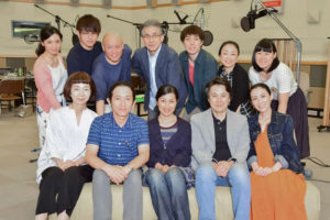 ラジオドラマ「異人たちとの夏」出演者