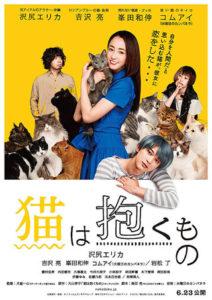 映画「猫は抱くもの」ポスター